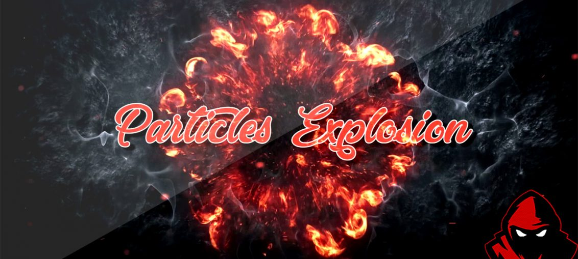 16 Particles Explosion Intro Template For Sony Vegas Efx